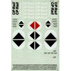 460-60-221 N CP Rail Freight Cars (1969 - 1995)_37021