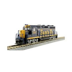381-37-3021 HO EMD GP35 Ph Ia - SF Dress Blue 3301_37239
