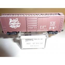 150-3425 N 40' Box Car New Haven_37551