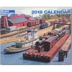 400-68187 / 2018 Model Railroader's Kalender_37847