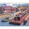 400-68187 / 2018 Model Railroader's Kalender_37843