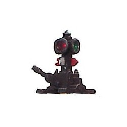 81-851 HO Illuminated Switch Stand (assambled)_37907