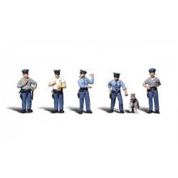 HO Polizisten - Policeman_3810