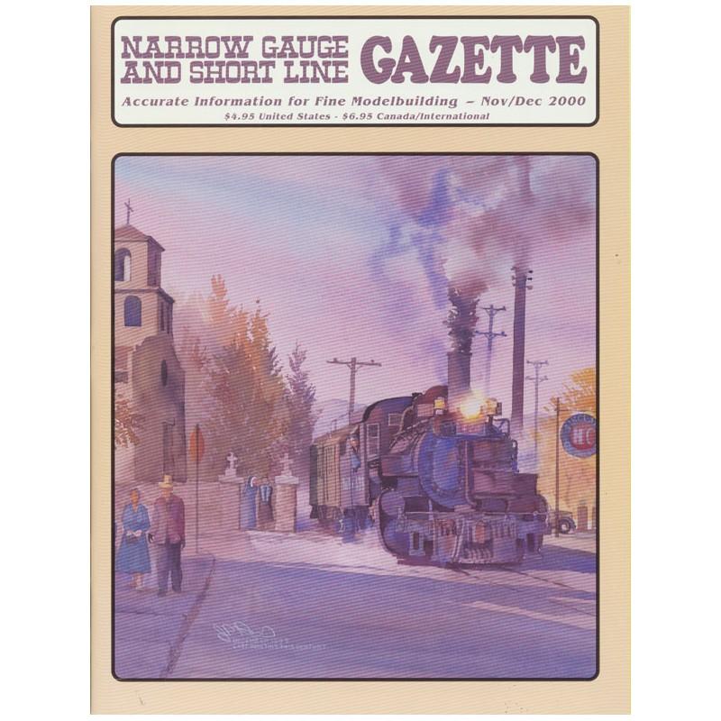 20000306 Narrow Gauge Gazette_38101