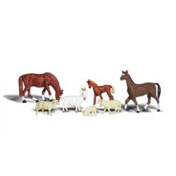 HO Farmtiere - Livestock_3826