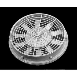 "191-1853 HO Thinwall EMD 48"" Dynamic Brake Fans pk_38567"