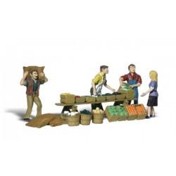 HO Wochenmarkt - Farmers Market_3869