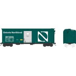 6-41784 HO 40' Box Car - RTR - ONT 90696_38801