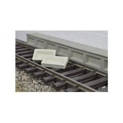 juw-24076 O Bahnsteigkante 38cm ü SD 15 Stück_38866