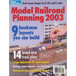 20032001 Model Railroad Planning 2003_38975