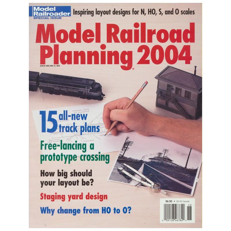 20042001 Model Railroad Planning 2004_38978