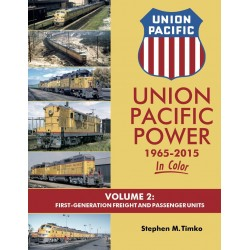484-1621 Union Pacific Power 1965-2015 In Color Vo_39390