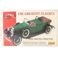 LIN-72403 1:32 1932 Lincoln Phaeton_39459