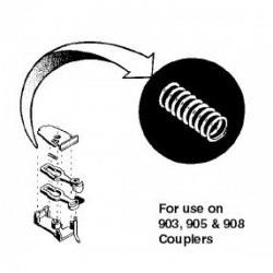 489-002.10.005  Z-Scale MTL Centering Spring_39460