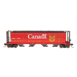 85-45101-150 HO Cylindrical Cov hopper Red C CNWP_39714