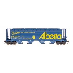 "85-45117-65 HO Cylindrical Cov hopper Alberta ""Tak_39722"
