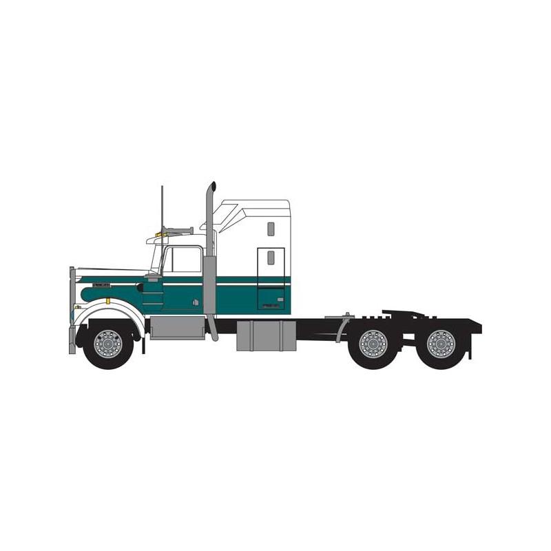 744-49045 N 1970s Kenworth W900 Seminole Tractor w_39869