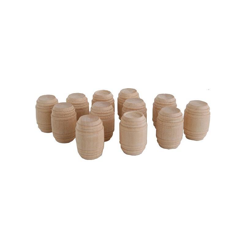 345-8703 G Wooden Barrels_40108