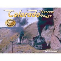 6908-1591 / 2018 Colorado Narrow Gauge Kalender_40182