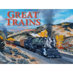 6908-1652 / 2018 Great Trains Kalender_40188