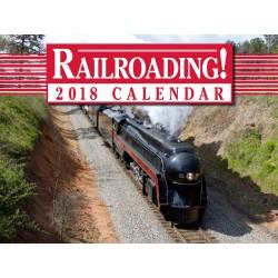 6908-1751 / 2018 Railroading Kalender_40197