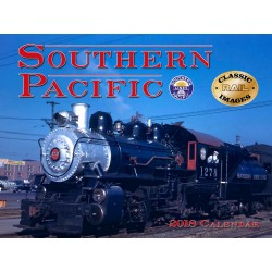 6908-1812 / 2018 Southern Pacific Kalender