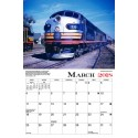 6908-1812 / 2018 Southern Pacific Kalender_40203