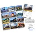 6908-1898 / 2018 Santa Fe Railway Kalender_40212