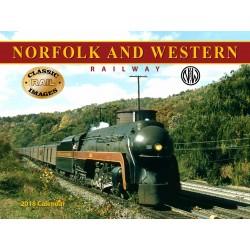 6908-1935 / 2018 Norfolk & Western Kalender_40214