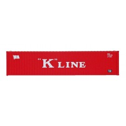85-30252-05 HO 40' Rib Corr Side Container K-Line_40341