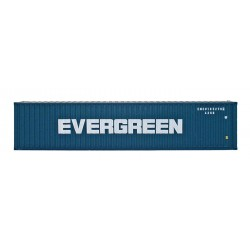 85-30255-05 HO 40' Rib Corr Side Container Evergre_40349
