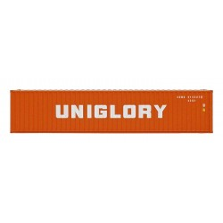 85-30257-06 HO 40' Rib Corr Side Container Uniglor_40357