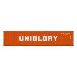 85-30257-07 HO 40' Rib Corr Side Container Uniglor_40358