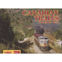 6703-CT.18 / 2018 Canadian Trains Kalender_40392