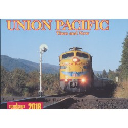 6703-UP.18 / 2018 Union Pacific Kalender_40396