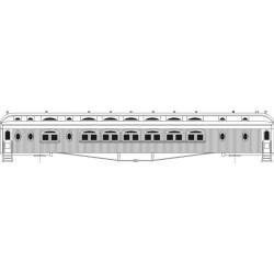 HO-18  HO 1903  80' Arched Window Sleeper_40419