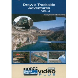 DVD Drew's Trackside Adventures vol. 4_40435