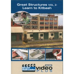 DVD Great Structures Volume 2: Learn to_40441