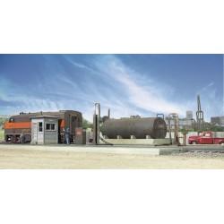 HO Diesel Fuel Station_40481