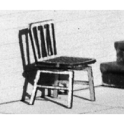 464-23016 HO Wood Chairs, Straight (4)_40656