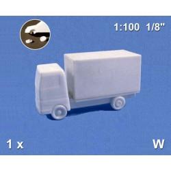 2804-03-40431 1:100 Lastwgen (1) aus Kunststoff_40728