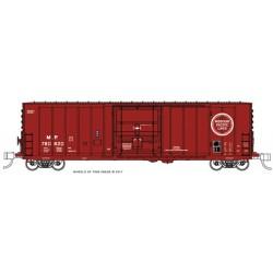 N Pacific Car & Foundry 70-Ton 50' Ex. MP Nr780872_40805