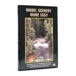 Model Scenery Made Easy (DVD)_4091
