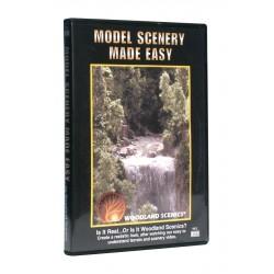 Model Scenery Made Easy (DVD)_4091