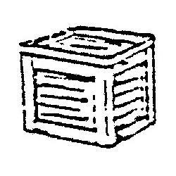 650-2151 HO Crates 7 x7 5.2 (3 sets)_41006