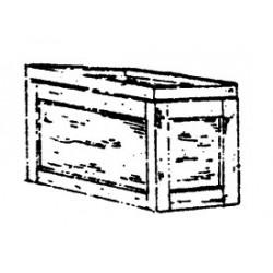 650-2154 HO Crates 8.7 x 10.5 x 22.7 (2 Sets)_41008