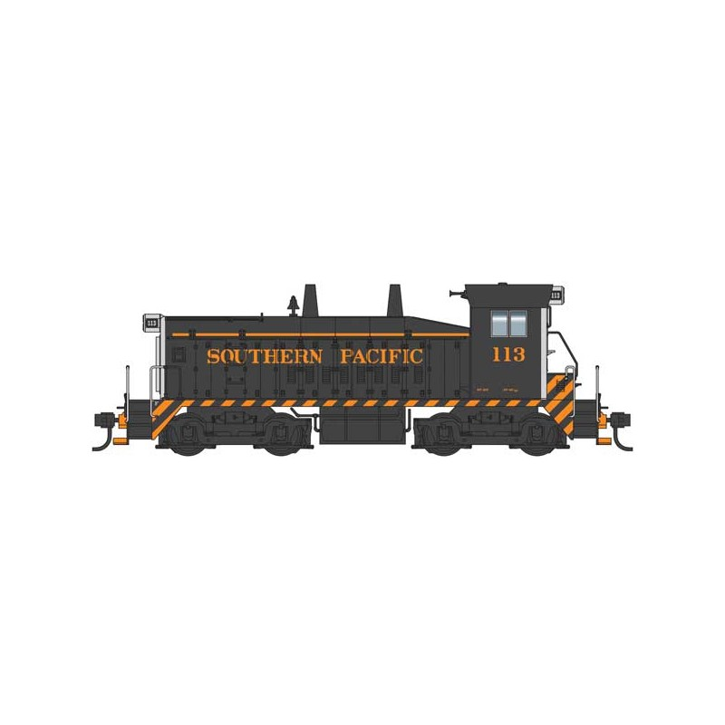 929-50115 N EMD SW1200 Southern Pacific(TM) #113 (_41037