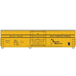 910-2035 HO 50' PCF Insulated box car SCL 494652_41254