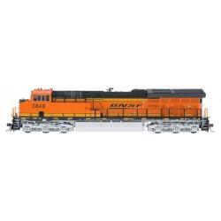 85-697101-03 N Ge 4 GEVO BNSF New Im. DC 3913_41323
