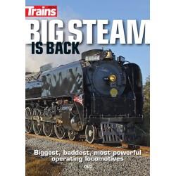 400-15117 DVD Big Steam is Back (Kalmbach)_41567